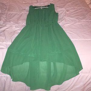 casual flowy dress